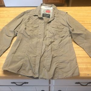 Craghoppers long sleeve size 6